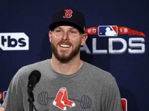 Red Sox say they are not sure when Sale available