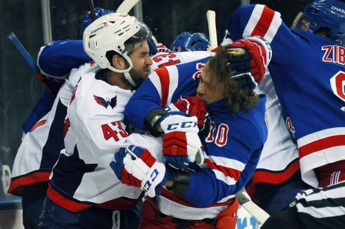 Rangers crush NHL's George Parros as 'unfit' for role after Tom Wilson verdict