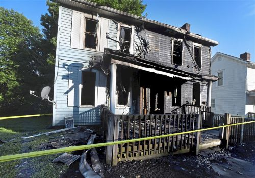 Family of five injured in Washington County house fire