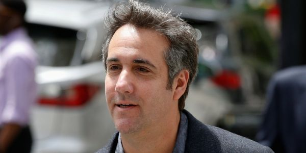 Michael Cohen resigns from RNC post and partly blames Trump's 'heart wrenching' family-separation border policy