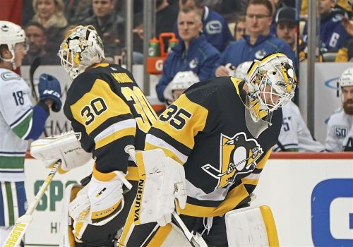 Joe Starkey: Penguins almost can't go wrong with goalie choice