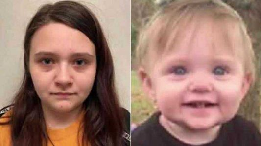 Mother of missing Tennessee toddler arrested