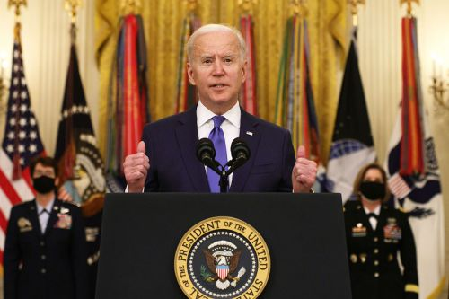 Biden won't embrace filibuster reforms even as the rest of his party does