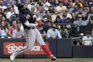 Braves get Soler back in NLCS Game 5 after COVID-19 absence