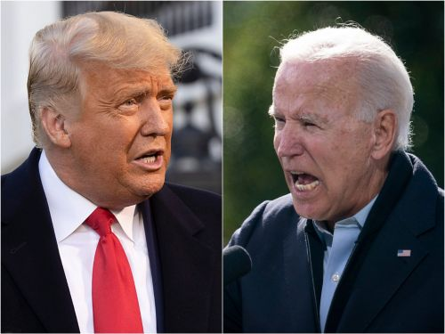 Lawyers at a firm paid millions by the Trump campaign have donated $90,000 to Joe Biden - and only $50 to Trump