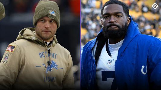Fantasy Football Injury Updates: Matthew Stafford, Jacoby Brissett affect Week 11 QB rankings
