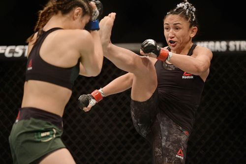 Twitter reacts to Carla Esparza's narrow victory over Alexa Grasso at UFC on ESPN+ 17