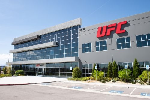 Behind-the-scenes video: UFC's new Apex facility expected to host more than just MMA events