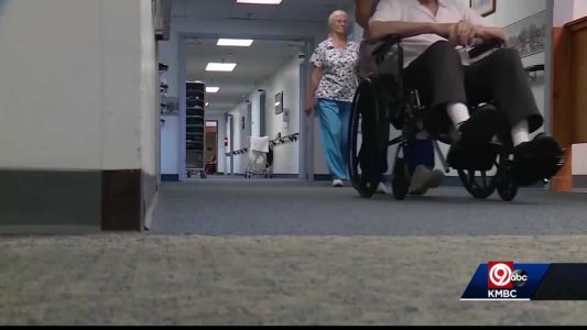 Those who inspect Missouri's long-term care facilities not vaccinated for COVID-19
