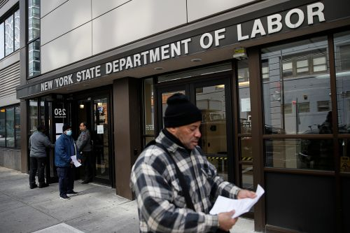 US jobless claims hit 6.6 million as coronavirus layoffs continue