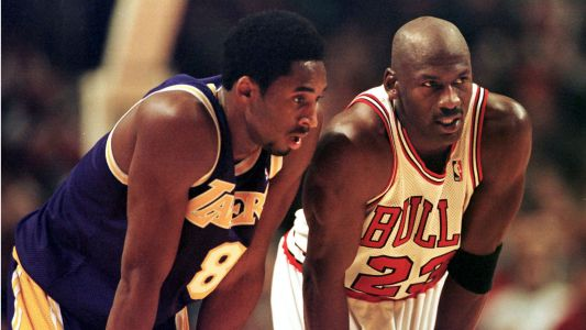 Michael Jordan to present Kobe Bryant at Naismith Memorial Basketball Hall of Fame