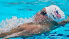 Powerhouse U.S. Swim Team Makes A Splash With First Olympic Gold, 5 Other Medals