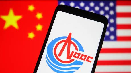 NYSE to delist oil giant CNOOC as Biden reviews Trump's policies on China