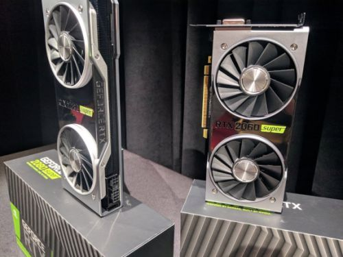 Nvidia GeForce RTX 2070 Super and 2060 Super review: Sensational power