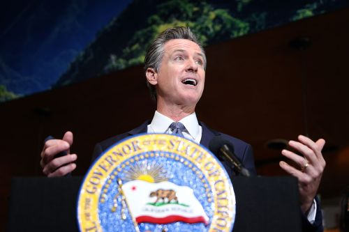 Newsom goes big first, worries about the details later