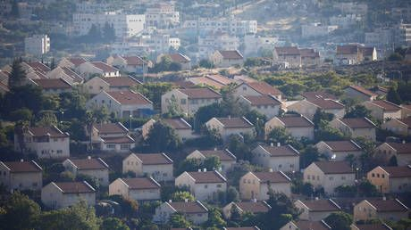 Washington 'strongly opposes' West Bank settlement expansion as Israel moves forward with thousands of new homes