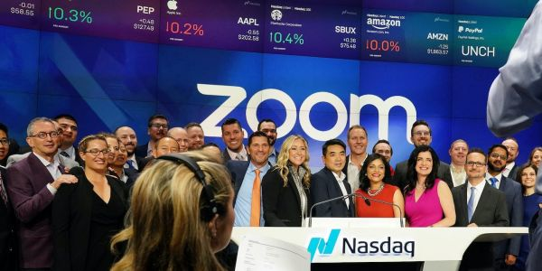 Zoom overtakes Exxon Mobil in market value amid COVID-19 pandemic