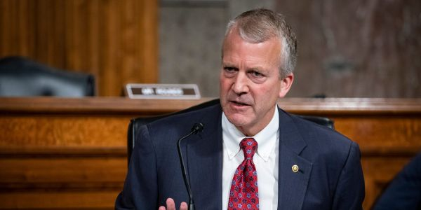 Alaska Sen. Dan Sullivan said he'll 'support' Sen. Lisa Murkowski's reelection