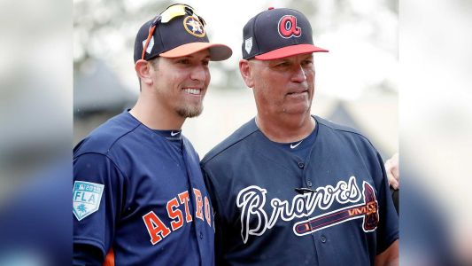 Braves vs. Astros: World Series pits father versus son