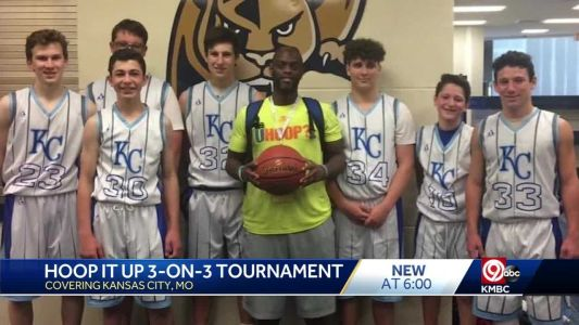 'Most rewarding thing in the world': 3X3 Hoop It Up Tournament this weekend