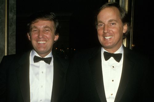 Donald Trump's brother Robert hospitalized in New York
