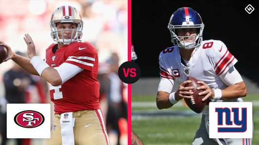 What channel is 49ers vs. Giants on today? Time, TV schedule for Week 3 NFL game