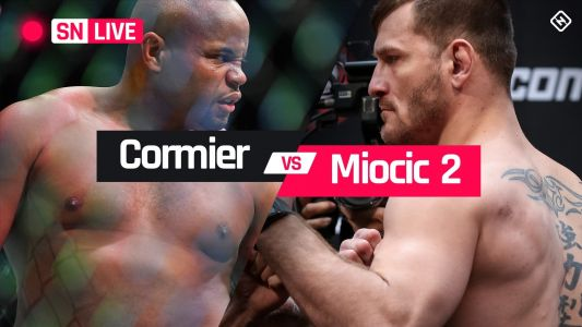 UFC 241: Daniel Cormier vs. Stipe Miocic 2 live results, updates, highlights from full card