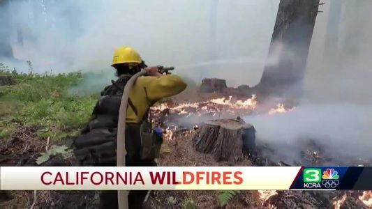Federal fire crews fight for better pay, benefits, updated classification