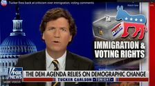 Tucker Carlson Is Giving 'Red Pills' To Millions. White Nationalists Are Thrilled
