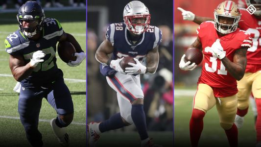Fantasy Injury Updates: Chris Carson, James White, Raheem Mostert, more impacting Week 4 RB rankings