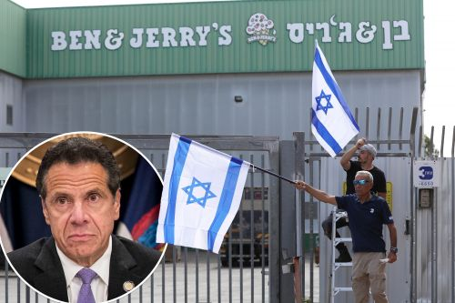 Cuomo pressured to cut NY ties with Ben and Jerry's over Israel sales freeze