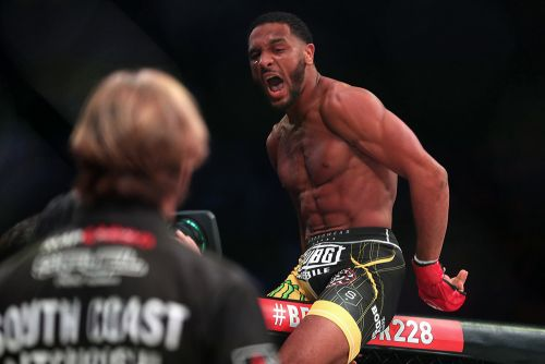 A.J. McKee seeks to validate his family's name with title-winning performance against 'Pitbull' at Bellator 263