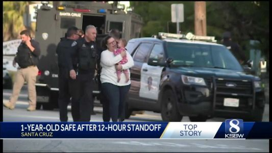 Grandmother of 1-year-old kidnapping victim credited with ending stand-off