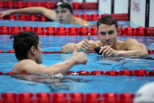 'I do believe there's doping in swimming': US swimmer Ryan Murphy expresses doping concerns after loss