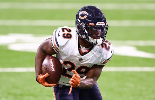 'What a great man he was': Bears' Tarik Cohen reacts to twin brother's death on Twitter