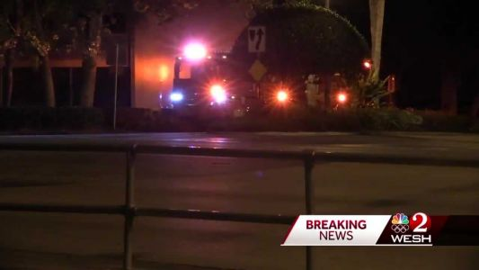 12 units evacuated after fire in Winter Springs, officials say