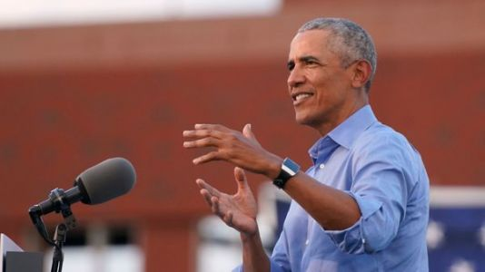 Entreating Pa. Residents To Vote, Obama Delivers Rebuke Of Trump
