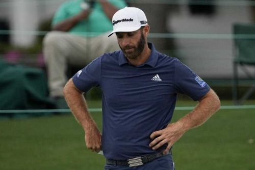 Dustin Johnson's Masters reign ends with missed cut