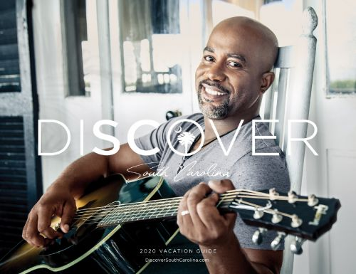Darius Rucker to show off South Carolina during concerts, in commercials, social posts