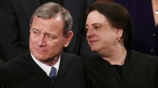 Chief Justice John Roberts Was Hospitalized Last Month After A Fall