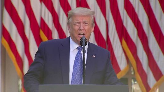 President Trump to hold rally in New Hampshire on Sunday
