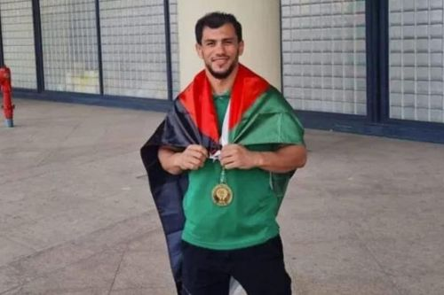 Algerian Olympian suspended for refusing to compete against Israeli athlete