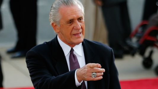 What did Pat Riley say about LeBron James? Heat president slapped with tampering fine