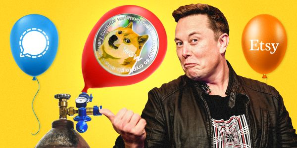 Dogecoin extends record-shattering weekly gain to 520% after another inscrutable tweet from Elon Musk