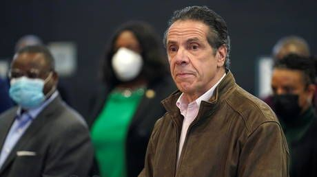 'Let's play strip poker': Former staffer publishes explosive essay detailing claims of sexual harassment against Gov. Andrew Cuomo
