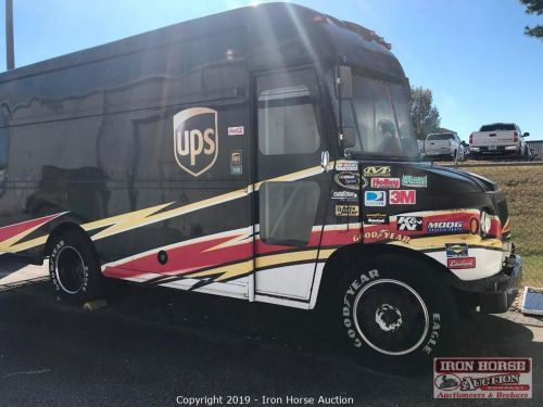 An auction for the 'world's fastest UPS truck' was canceled after UPS presented proof it still owns it and isn't selling