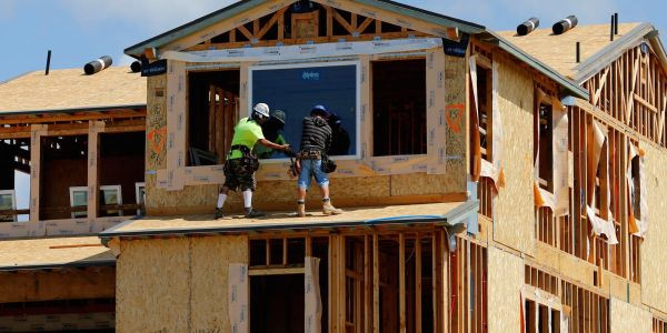 Housing starts soar to 15-year high as builders sprint to fill market shortage