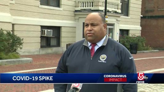 Lawrence mayor urges residents to get tested for COVID-19