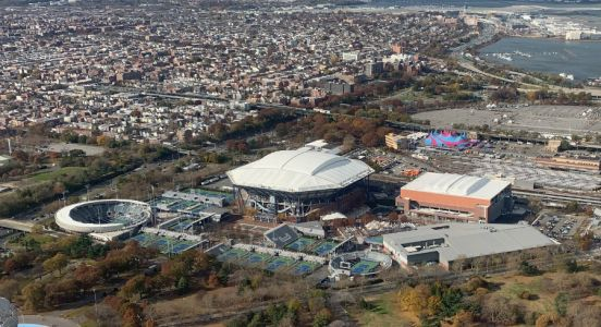 Home of the U.S. Open to be converted to a field hospital