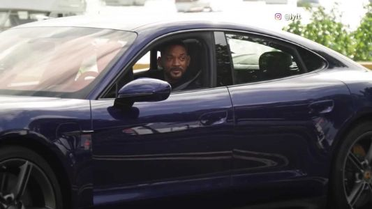 Will Smith goes 'undercover' as Lyft driver. His passengers freak out